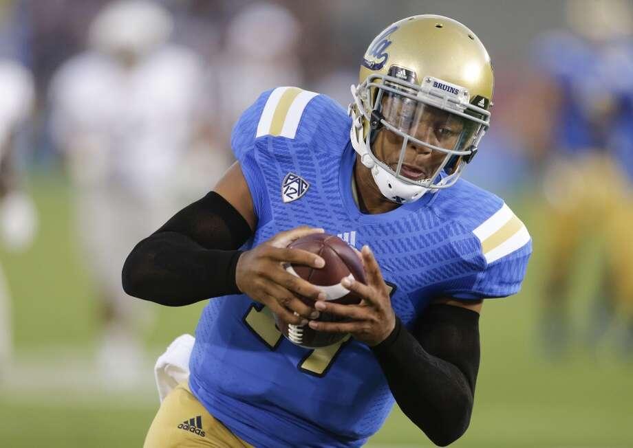 9. UCLA (5-0) Last week: 11 Photo: Chris Carlson, Associated Press