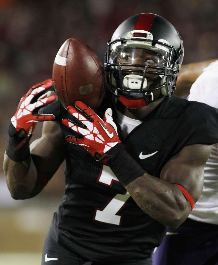 13. Stanford (5-0) Last week: 5 Photo: George Nikitin, Associated Press