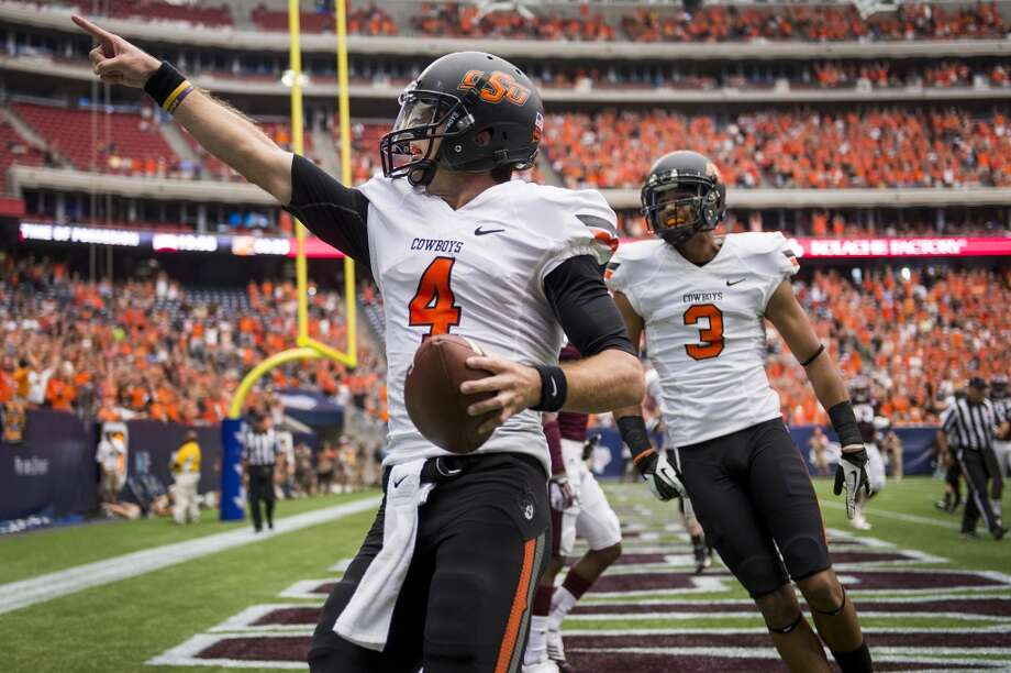 21. Oklahoma State (4-1)