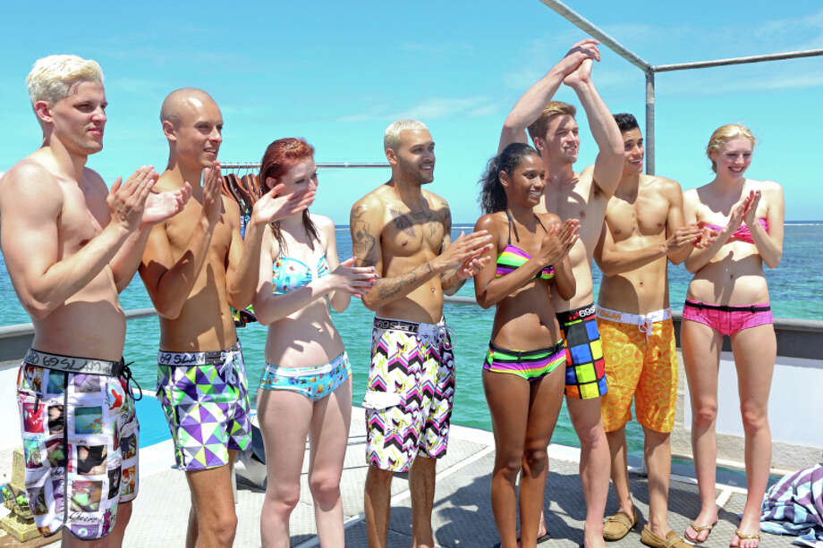 "America's Next Top Model -- ""The Guy Who Has a Panic Attack"" pictured left to right: Chris H., Cory, Nina, Don, Renee, Jeremy, Marvin and Jourdan Cycle 20 Photo: Angelo Sgambati/The CW ©2013 The CW Network, LLC. All Rights Reserved Photo: Angelo Sgambati, The CW / ©2013 The CW Network, LLC. All Rights Reserved"