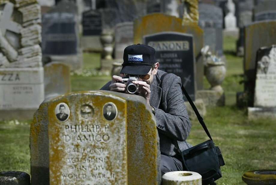 Head to Colma to visit the graves of Emperor Norton I and Wyatt Earp. Photo: Scott Sommerdorf, The Chronicle