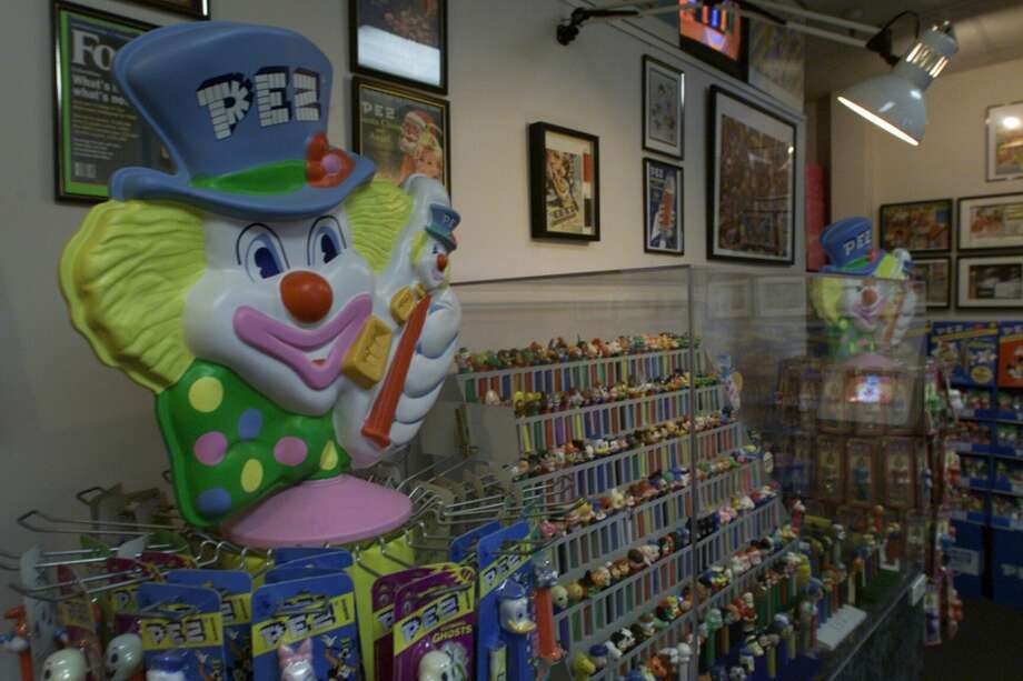 Dispense with other museums and hit the Pez Museum in Burlingame. Photo: Kendra Luck, The Chronicle
