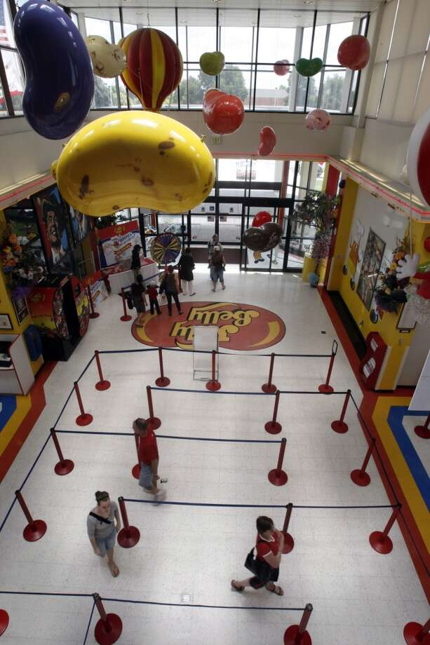 Tour the Jelly Belly factory in Fairfield. Photo: Liz Hafalia, The Chronicle