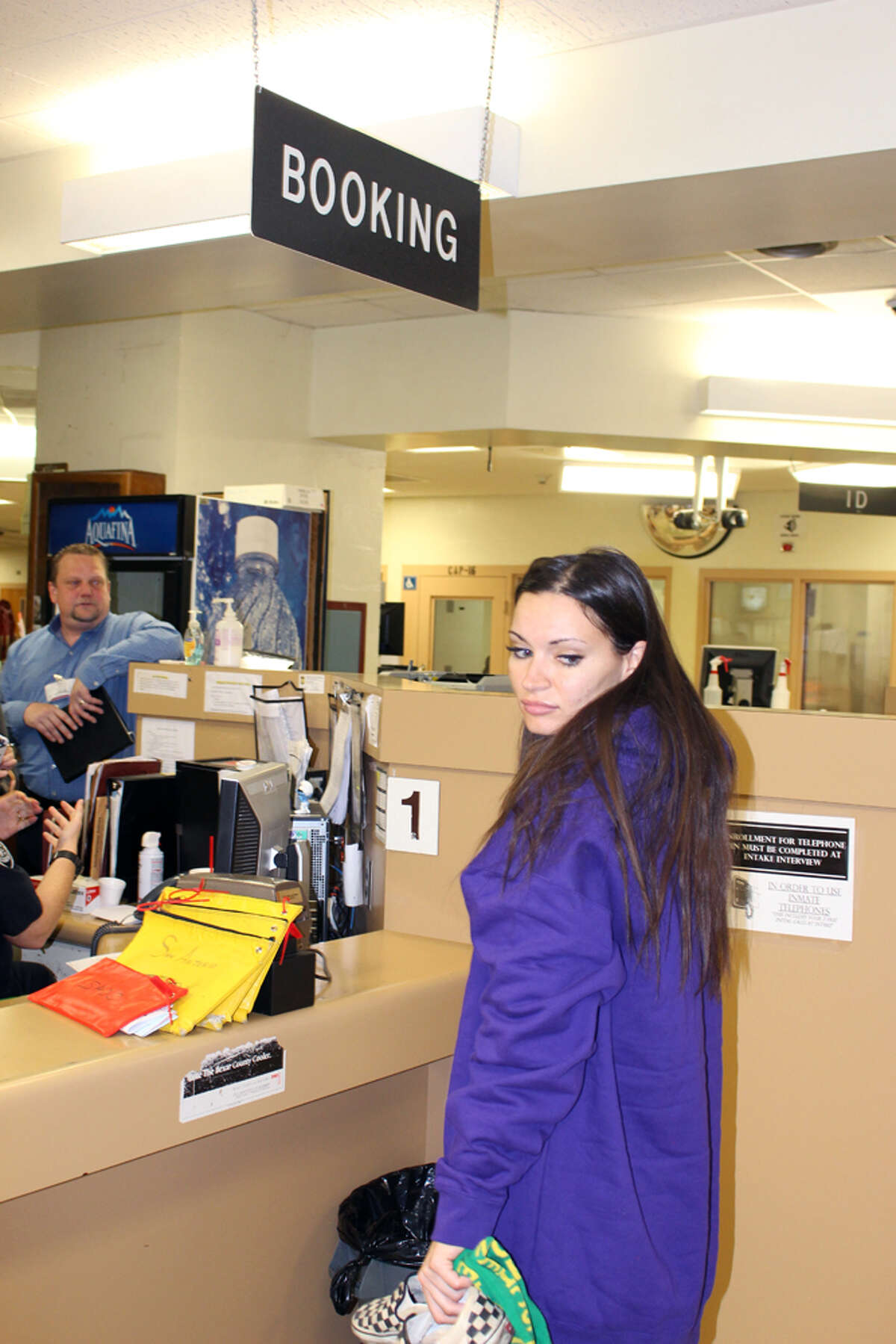 1. If at all possible, dress for the occasion. And that means dress warm. The Bexar County Magistrate's Office, where you'll see a judge or magistrate before you're transported to the Bexar County Adult Detention Center, is notoriously cold. The good news is that at the magistrate, you may be given the opportunity to forego the actual jail part of this equation altogether. Many people are bailed out at this point, or are released on their own recognizance. But if you're remanded without bail or you can't afford bail, you'll be taken to the detention center, where the long, tedious booking process awaits.