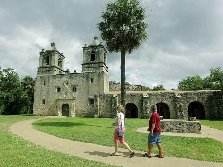 A Guide To San Antonio S Park System San Antonio Express