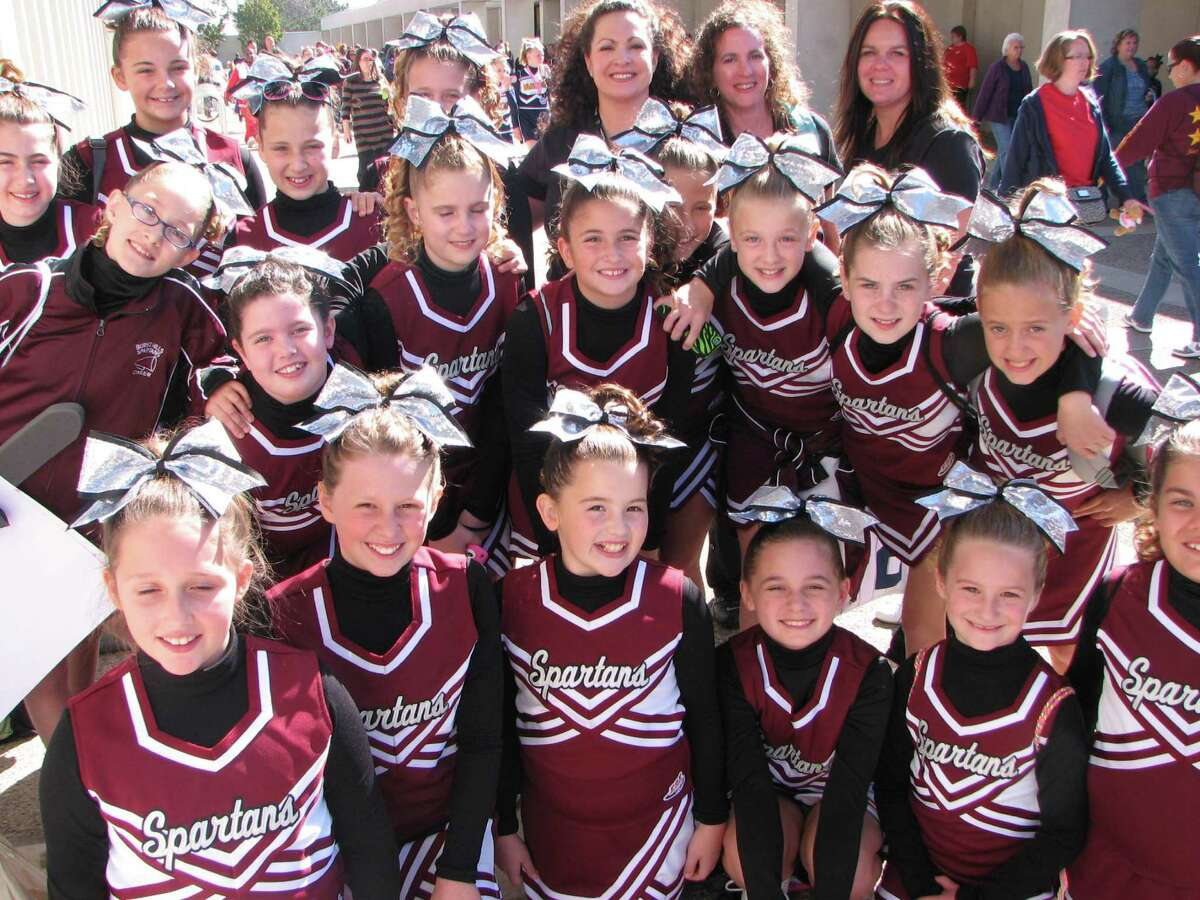 Were you Seen at the Capital District Pop Warner Federation Cheer Competition at UAlbany's SEFCU Arena on Sunday, Oct. 13, 2013?