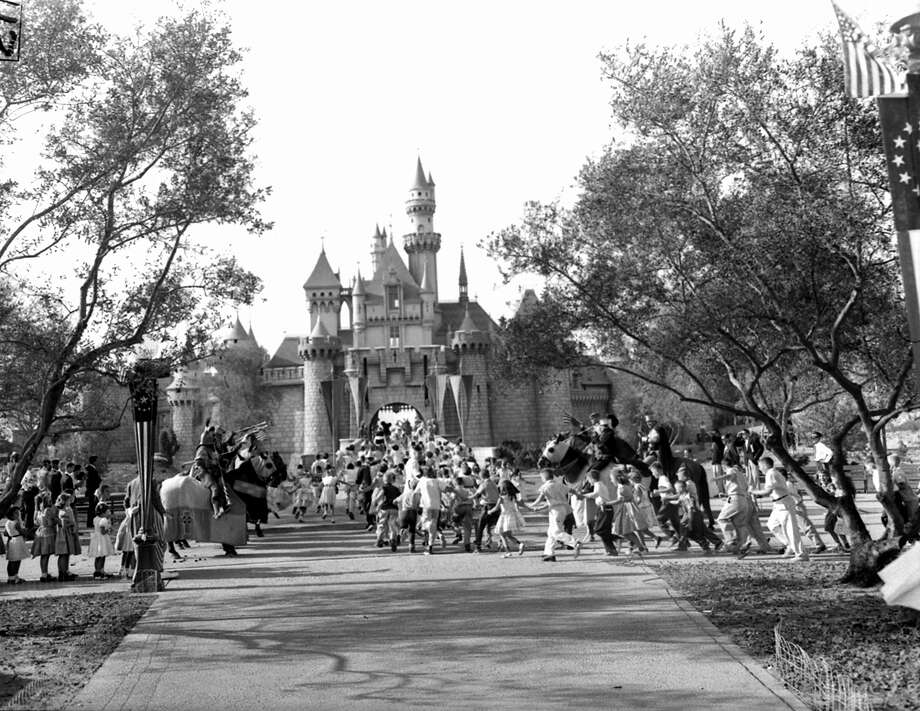 July 17, 1955:Disneyland, the first Disney park, opened in Anaheim, California. (thewaltdisneycompany.com)  