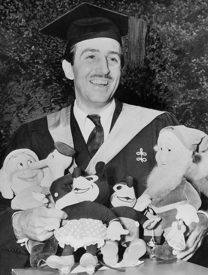 October 16, 2013:The Walt Disney Company turns 90. Photo: Abe Fox, ASSOCIATED PRESS / AP1938
