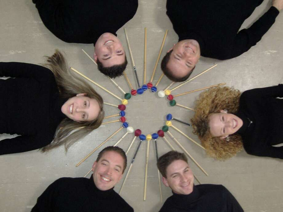 The New York Percussion Group will present the second concert in a new family classical music series that launched in Greenwich, Conn., in 2013. The event is Sunday, Nov. 24, at 11 a.m. at Greenwich (Conn.) Country Day School. Concerts are free, but advance registration is advised at www.CuriosityConcerts.org. Photo: Contributed Photo / Stamford Advocate Contributed