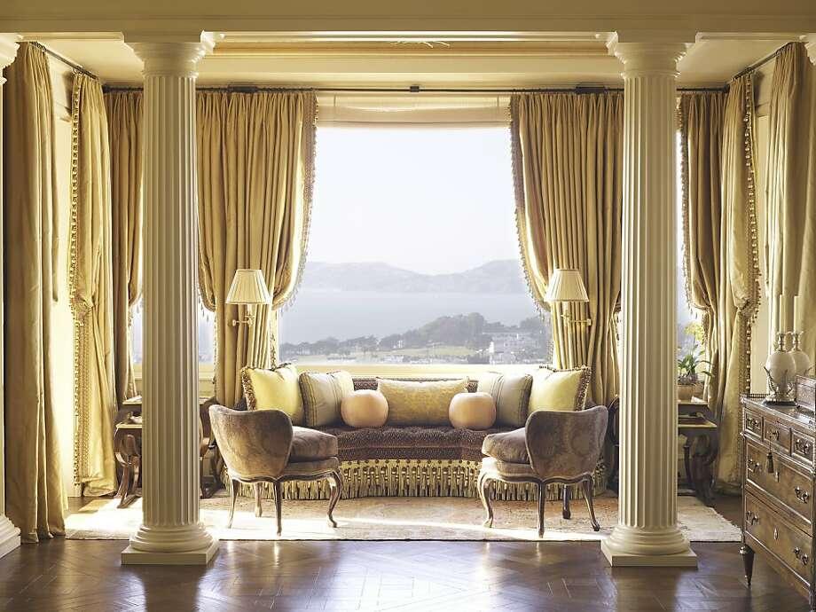 "San Francisco interior designer Suzanne Tucker's second book, ""Interiors: The Romance of Design,"" was published Tuesday. Photo: Courtesy The Monacelli Press"