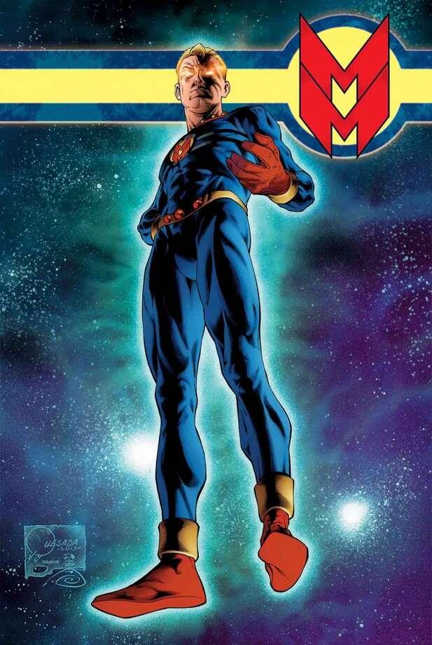 'Miracleman' No. 1 Quesada cover.
