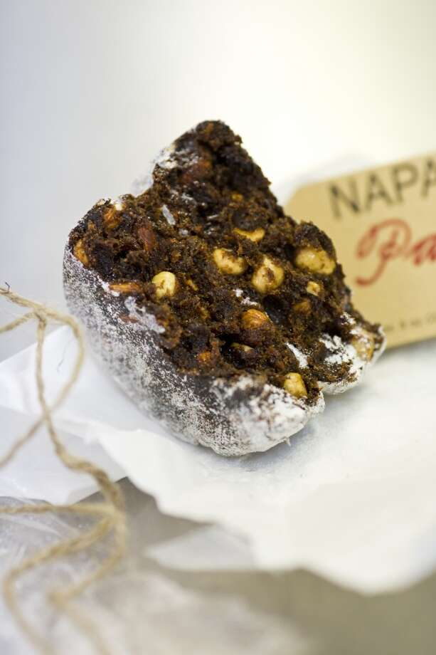 A detail of a Napa Cake Panforte. Photo: Jason Henry, Special To The Chronicle