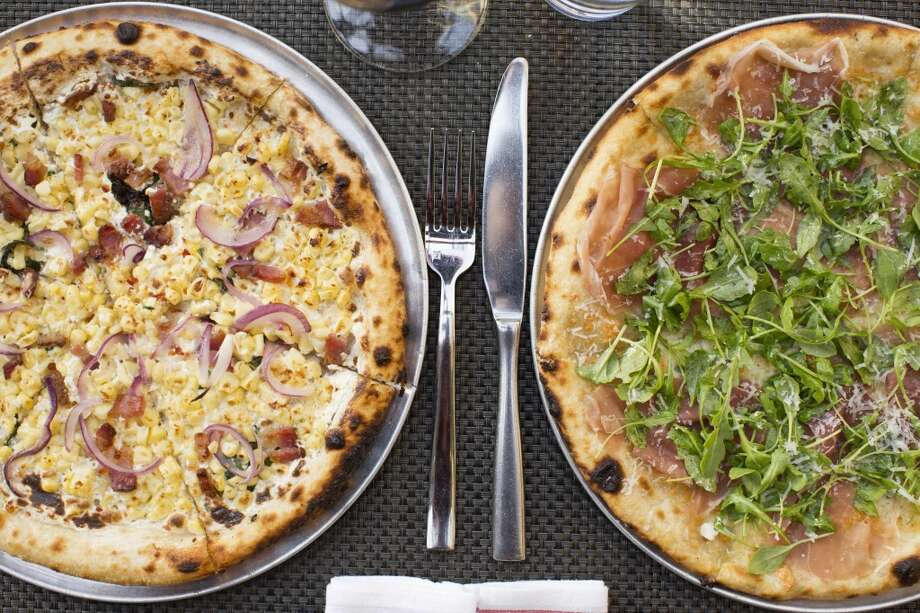 Pizza at Redd Wood in Yountville. Photo: Jason Henry, Special To The Chronicle