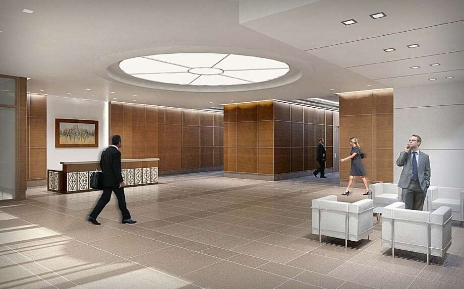 2929 San Felipe will have 167,000 square feet of office space. Photo: Courtesy Of Hines
