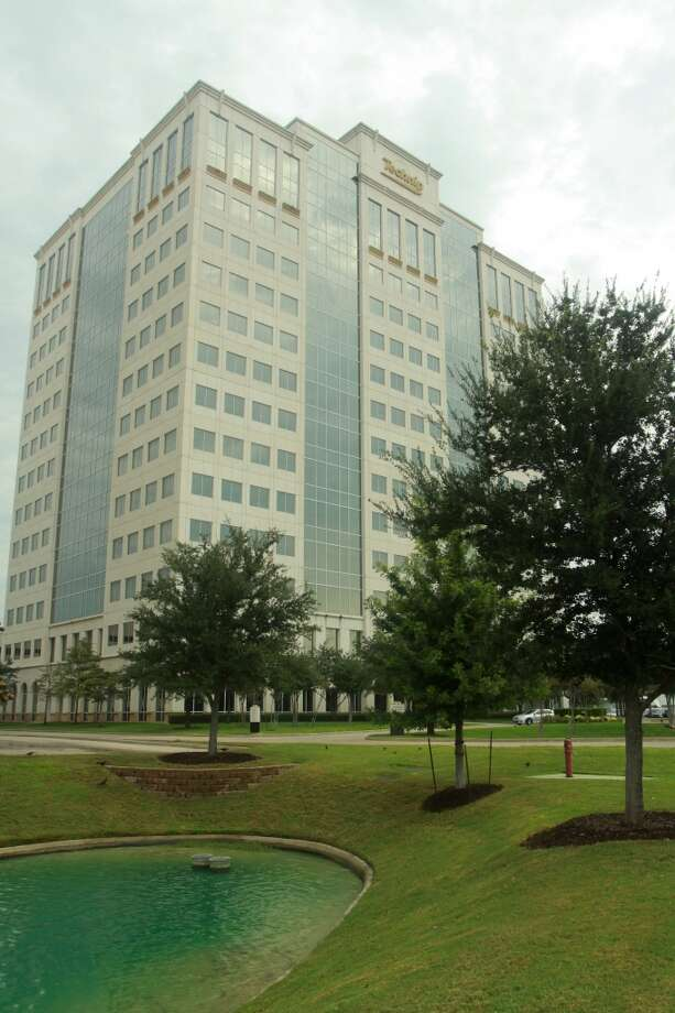 The Technip building at 11700 Katy Freeway in Houston. Photo: Gary Fountain, For The Chronicle