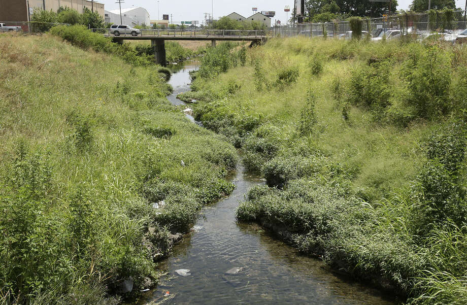 As part of the Westside Creeks Ecosystem Restoration Project, the San Pedro Creek will be seeing upgrades and improvements. SARA recently released designs for the proposed changes. Photo: San Antonio Express-News
