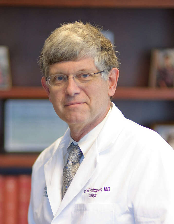 Ian M. Thompson Jr., M.D., is director of the Cancer Therapy & Research Center at the UT Health Science Center San Antonio. Photo: Courtesy