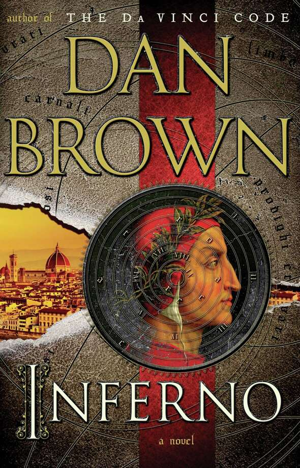 "And no list of ""snack books"" would be complete without something by Dan Brown. So, how about digging into ""Inferno""? Photo: Contributed Photo / Greenwich Citizen"