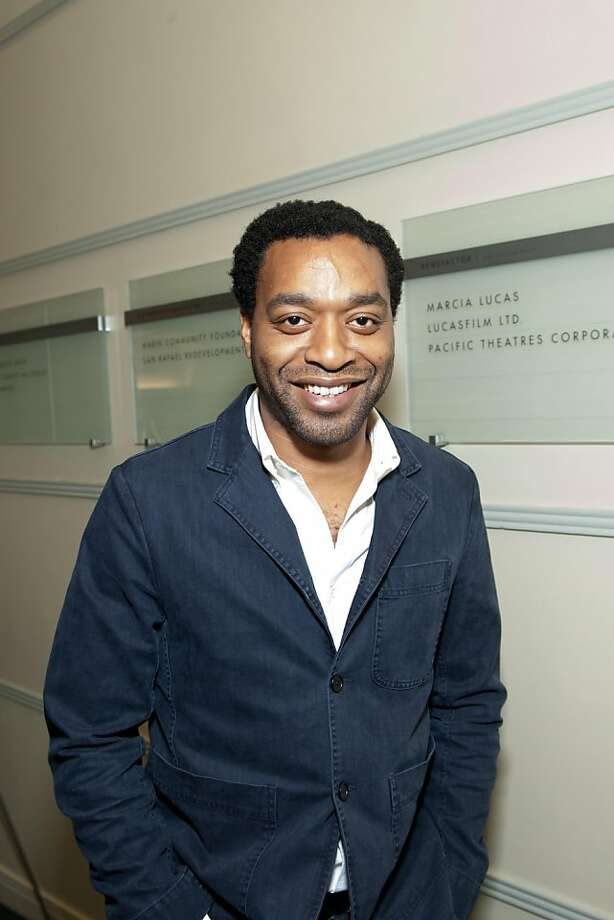 Chiwetel Ejiofor in 2013. Photo: Tara Luz Stevens, For Drew Altizer Photography