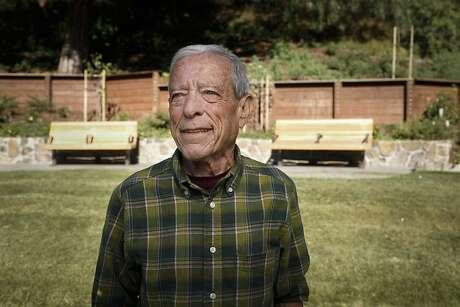 Richard Magary, head of the Buena Vista Neighborhood Association steering committee, is seen at Buena Vista Park on Thursday, Sep. 26, 2013 in San Francisco, Calif.