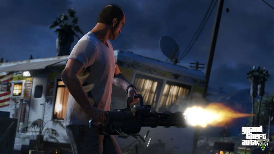 No. 1: Grand Theft Auto V Take-Two Interactive Xbox 360 Action-adventure Weekly units sold: 531,275Total units sold: 6,627,299 Weeks available: 3 Photo: Take-Two Interactive