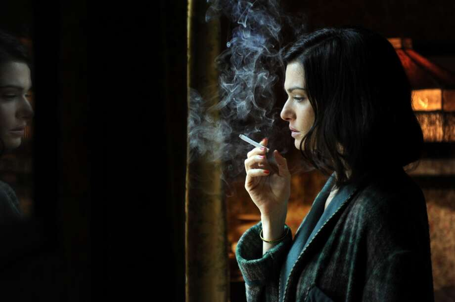 "Rachel Weisz portrays Hester Collyer in a scene from ""The Deep Blue Sea.""  Astounding performance from Weisz, memorable scenes, an overarching consciousness, a timeless topic, and a complex finish. Five of six.  Classic?  Yes. Photo: Associated Press"