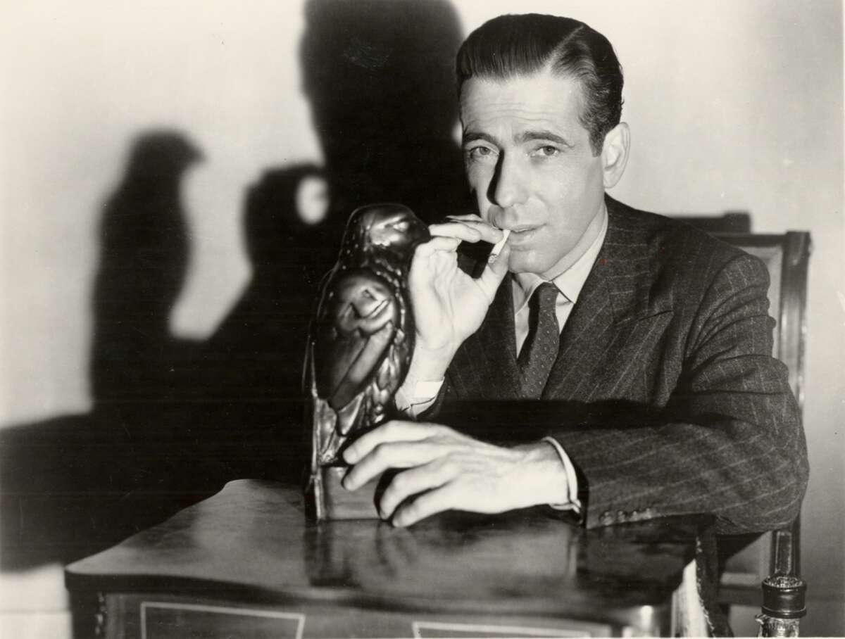 Humphrey Bogart - (U.S. Navy 1914-18) The silver screen legend served as a signalman aboard the SS Leviathan, a troop transport ship in World War 1. www.militaryhub.com