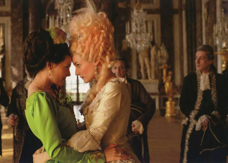 "Virginie Ledoyen (left) and Diane Kruger  in ""Farewell, My Queen.""  Topical in its evocation of 9/11. Great performances, timeless, complexity, overarching consciousness.  Classic?  Yes. Photo: Carole Bechuel, S.F. Film Society"