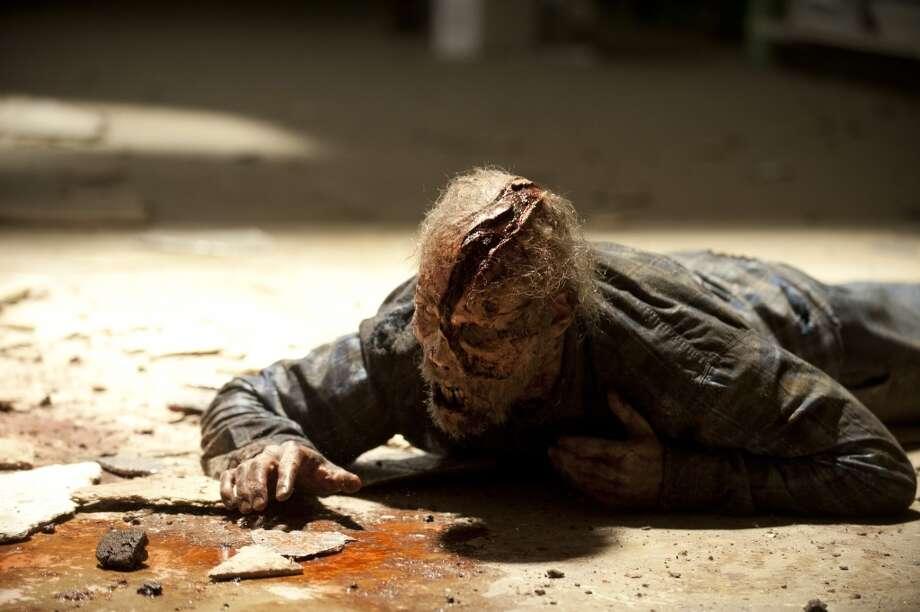 Walker - The Walking Dead _ Season 4, Episode 1 - Photo Credit: Gene Page/AMC