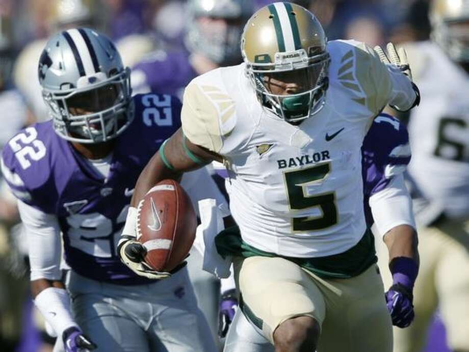For the third straight week The Sportsdom riding the Baylor bullet train to the Big 12 title.