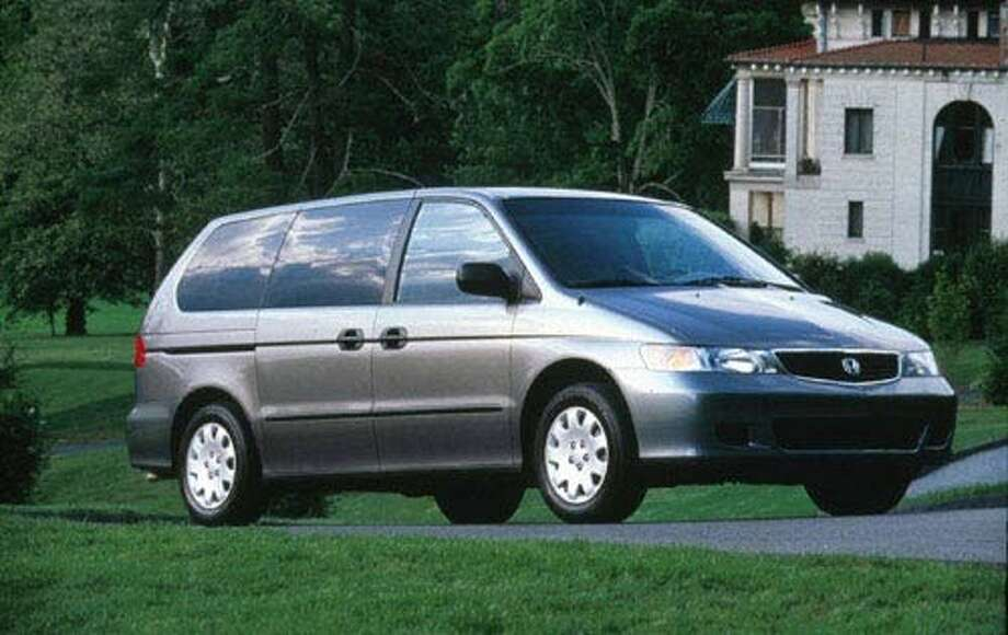 Model: 1999 Honda OdysseyReason: The 1999 Odyssey brought Honda into the minivan big leagues, replacing 