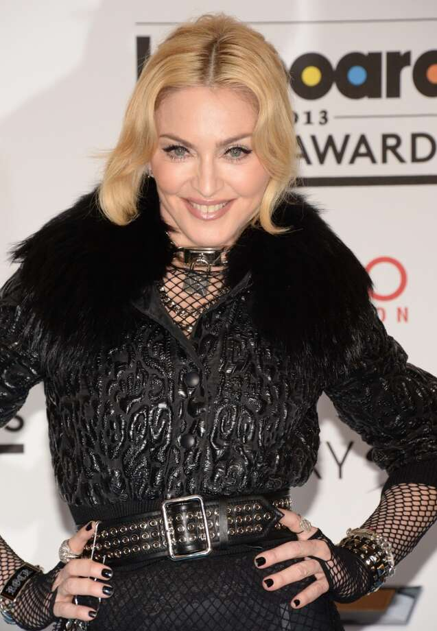 Madonna: 2013Age: 54 Photo: ROBYN BECK, AFP/Getty Images