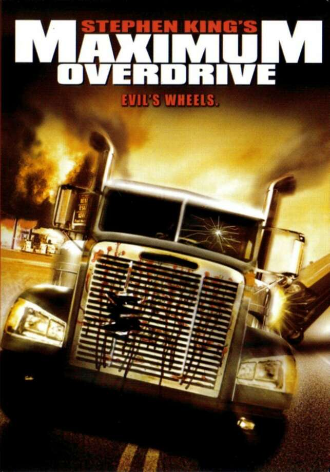 17% Rotten: Maximum Overdrive, 1986Stephen's King's first — and only — directorial efforts is a action/sci-fi/campy/horror/etc. flick with Emilio Estevez and a hard-rock soundtrack. What could go wrong? Plenty.  Photo: Contributed Photo