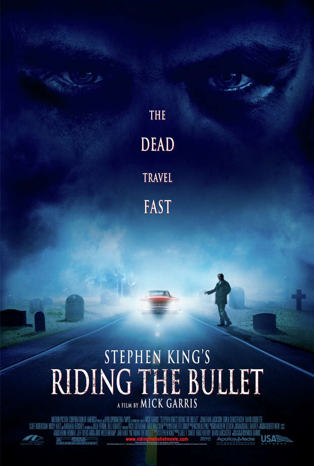 "29% Rotten: Riding the Bullet, 2004""Riding the Bullet"" didn't make it to most of the country's theaters, never making it past a limited theatrical release and was a big financial loser. Photo: Contributed Photo"