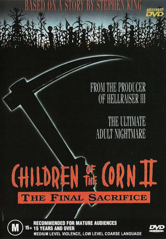 25% Rotten: Children of the Corn II: The Final Sacrifice, 1992We'd all like to forget the Children of the Corn franchise. Photo: Contributed Photo