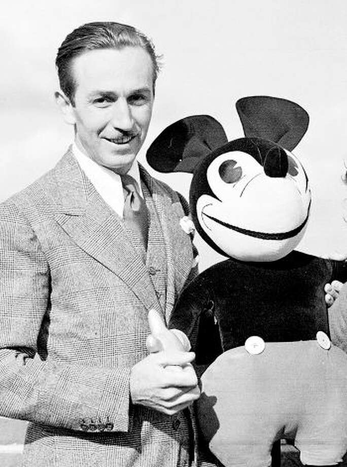 As the Walt Disney Company turns 90 years old this week, let's take a look back at the American entertainment icon.October 16, 1923Walt Disney starts The Disney company, first known as The Disney Brothers Studio. (thewaltdisneycompany.com) Photo: ASSOCIATED PRESS