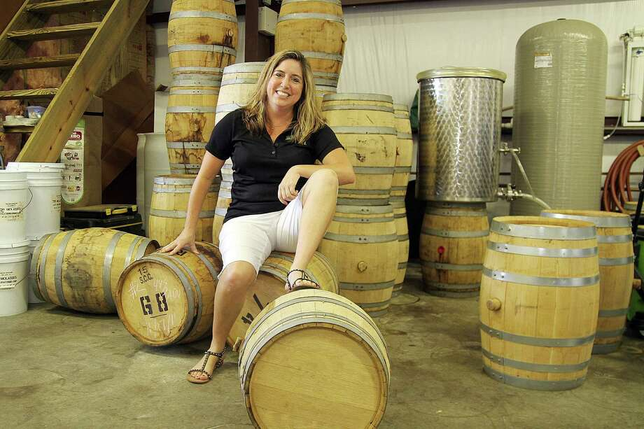 Kelly Railean owns and operates Railean Handmade Texas Rum, a distillery based in San Leon.Kelly Railean owns and operates Railean Handmade Texas Rum, a distillery based in San Leon. Photo: Pin Lim, Freelance / Copyright Pin Lim.