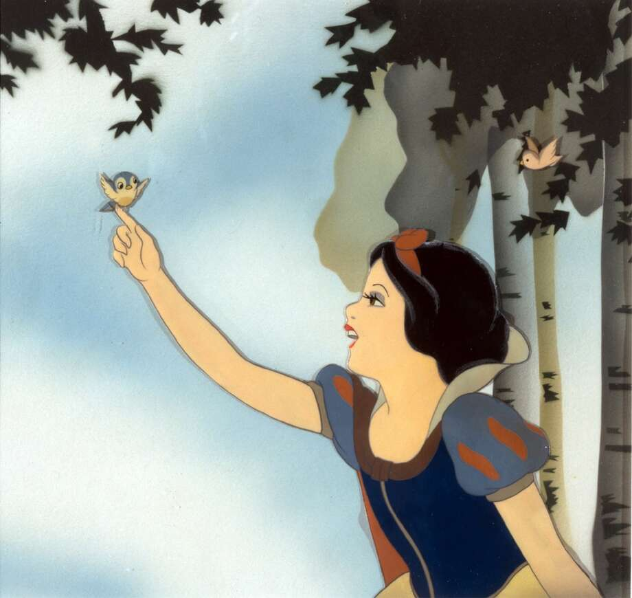 See who the real voices of other Disney princesses are here:Snow White, the first Disney princess, was voiced by... Photo: AP