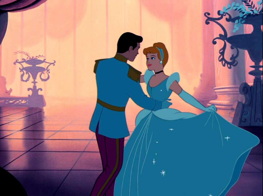 Cinderella was voiced by... Photo: Disney.