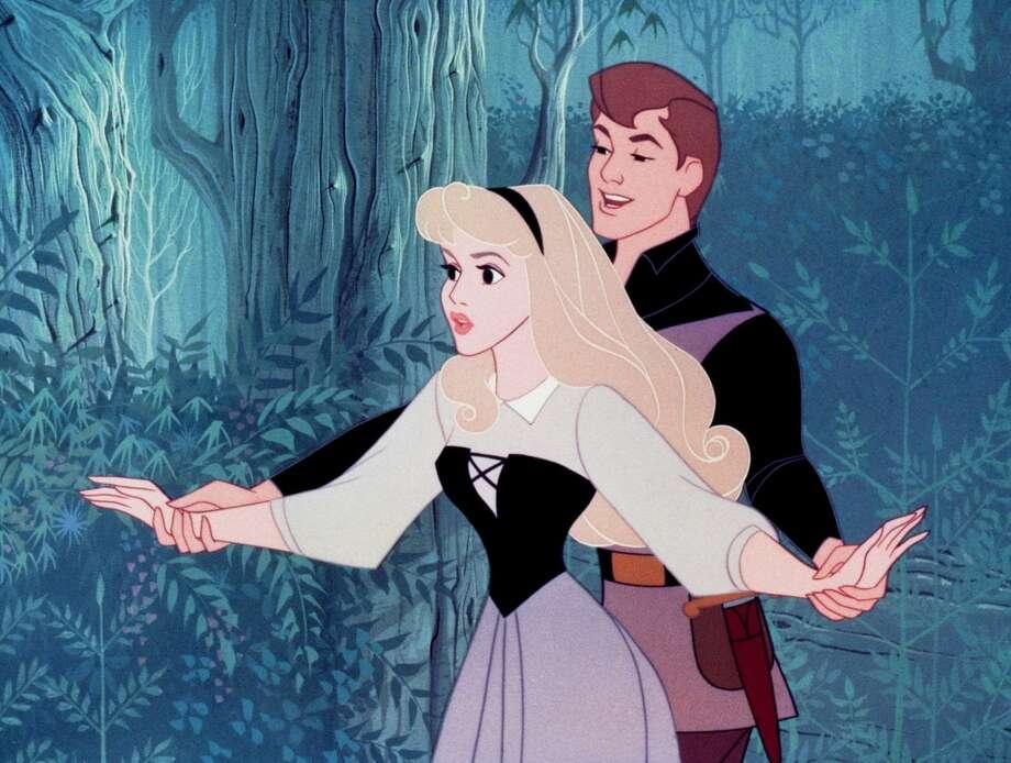 """Sleeping Beauty's"" Princess Aurora was voiced by... Photo: WALT DISNEY TELEVISION, ABC"