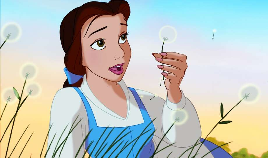 """Belle from """"Beauty and the Beast"""" was voiced by..."""