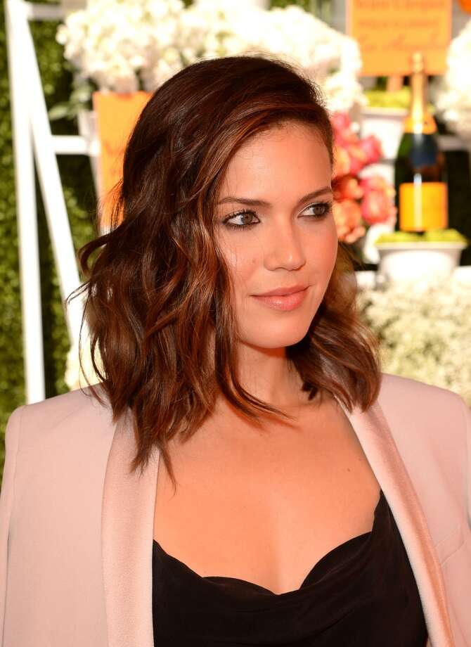 Mandy Moore. Photo: Jason Merritt, Getty Images For Veuve Clicquot