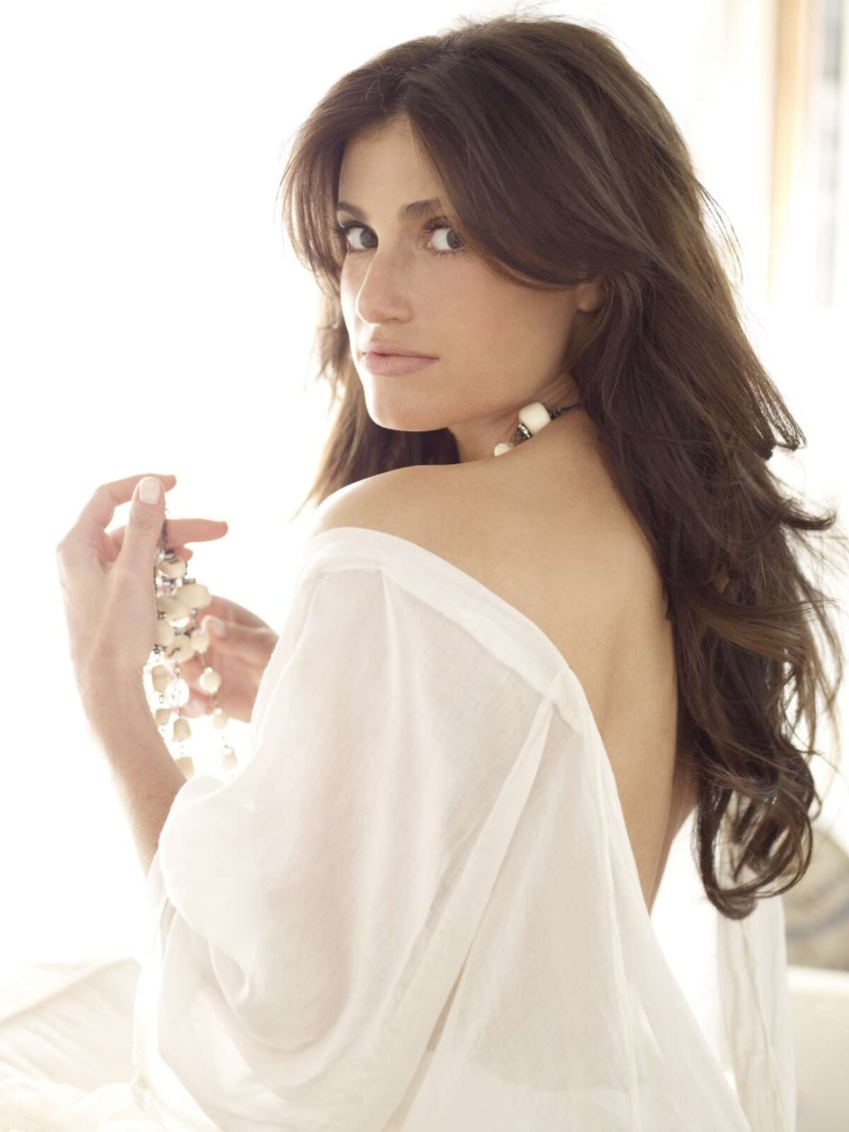 Idina Menzel is the voice of Elsa, the Snow Queen, in