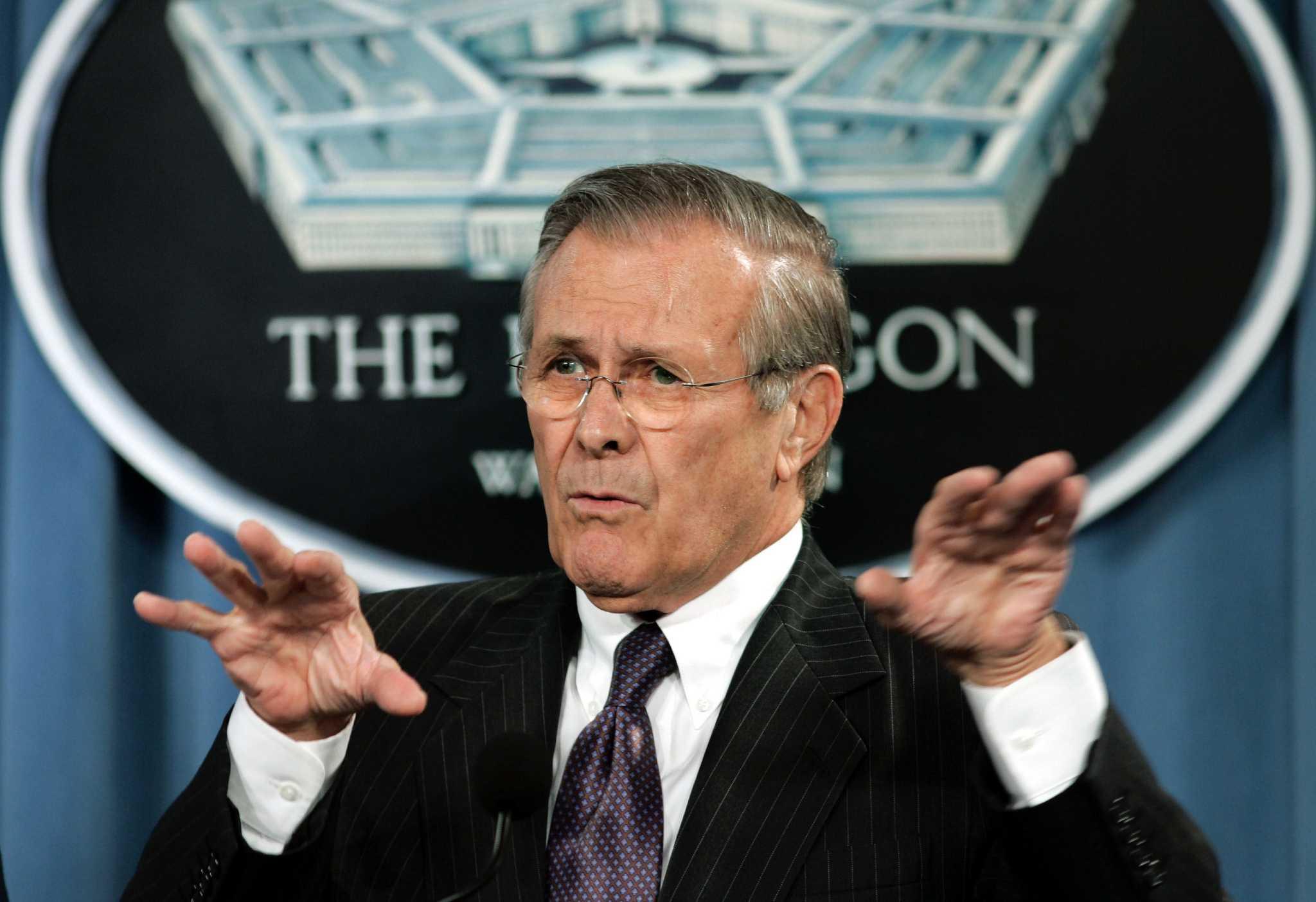 Dick cheney rumsfeld — img 1