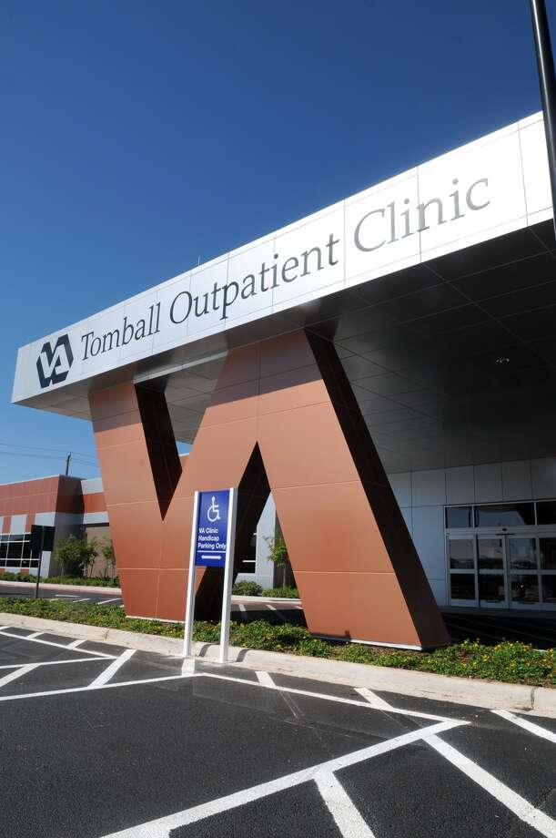 The VA Outpatient Clinic in Tomball opened for patients on Oct. 15. Photo: Jerry Baker, Freelance