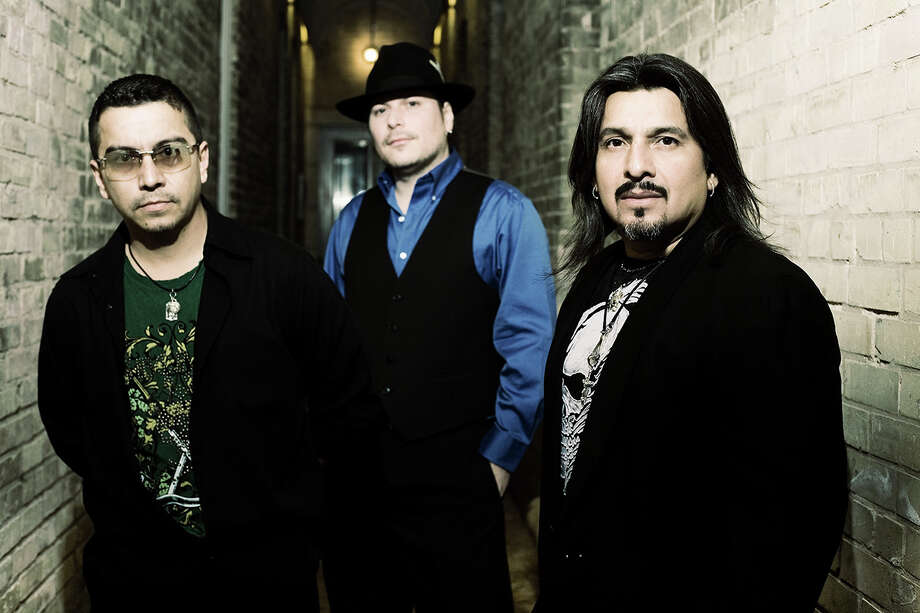 Joe Ojeda, Pete Astudillo, Adriel Ramirez of Ruido Anejo. Photo: Courtesy Ruido Anejo / San Antonio Express-News
