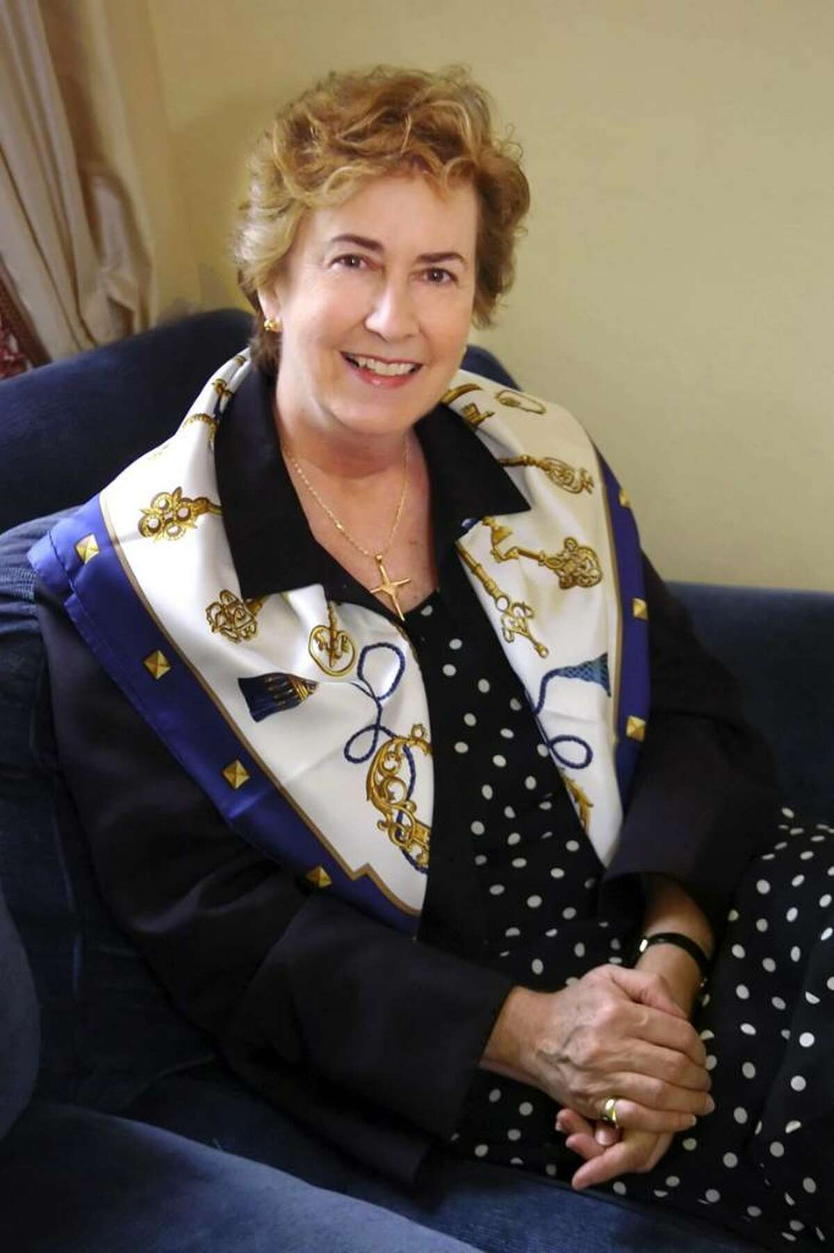 In July, Sister Joan Magnetti will become the executive director of Diocese's