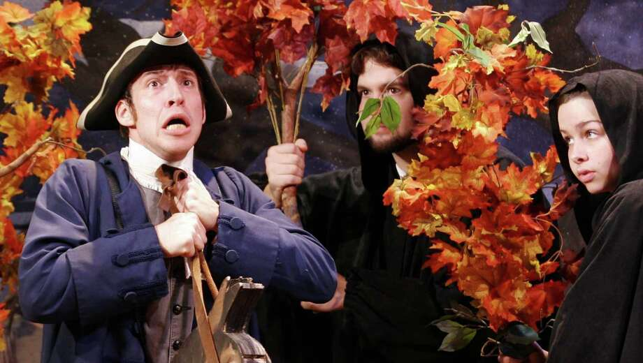 """The Legend of Sleepy Hollow"" comes to theh Quick Center Oct. 20. Photo: Contributed Photo / Fairfield Citizen"