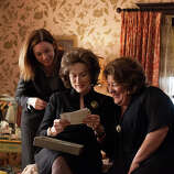 "Best actressMeryl Streep, ""August: Osage County"""