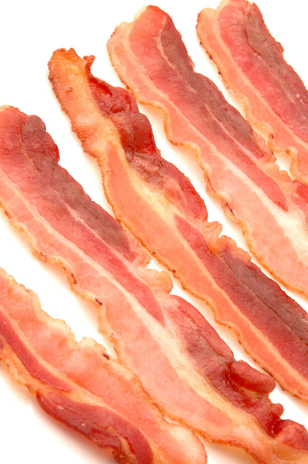 cooked bacon strips 516 Photo: Robert Lerich / handout / stock agency